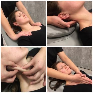 Pečių juostos masažas